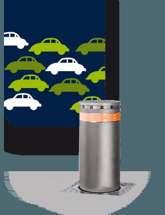 FAAC J275 - Dissuasori di Traffico per Aree Commerciali, Industriali e Varchi Urbani