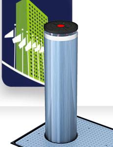 Dissuasore 02 - Traffic Bollards - Vehicle Access Control System