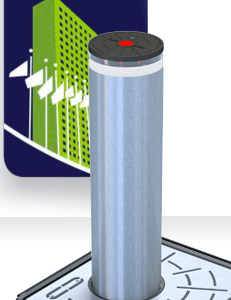 - ES - Traffic Bollards - Vehicle Access Control Systems - FAAC Bollards - FAAC